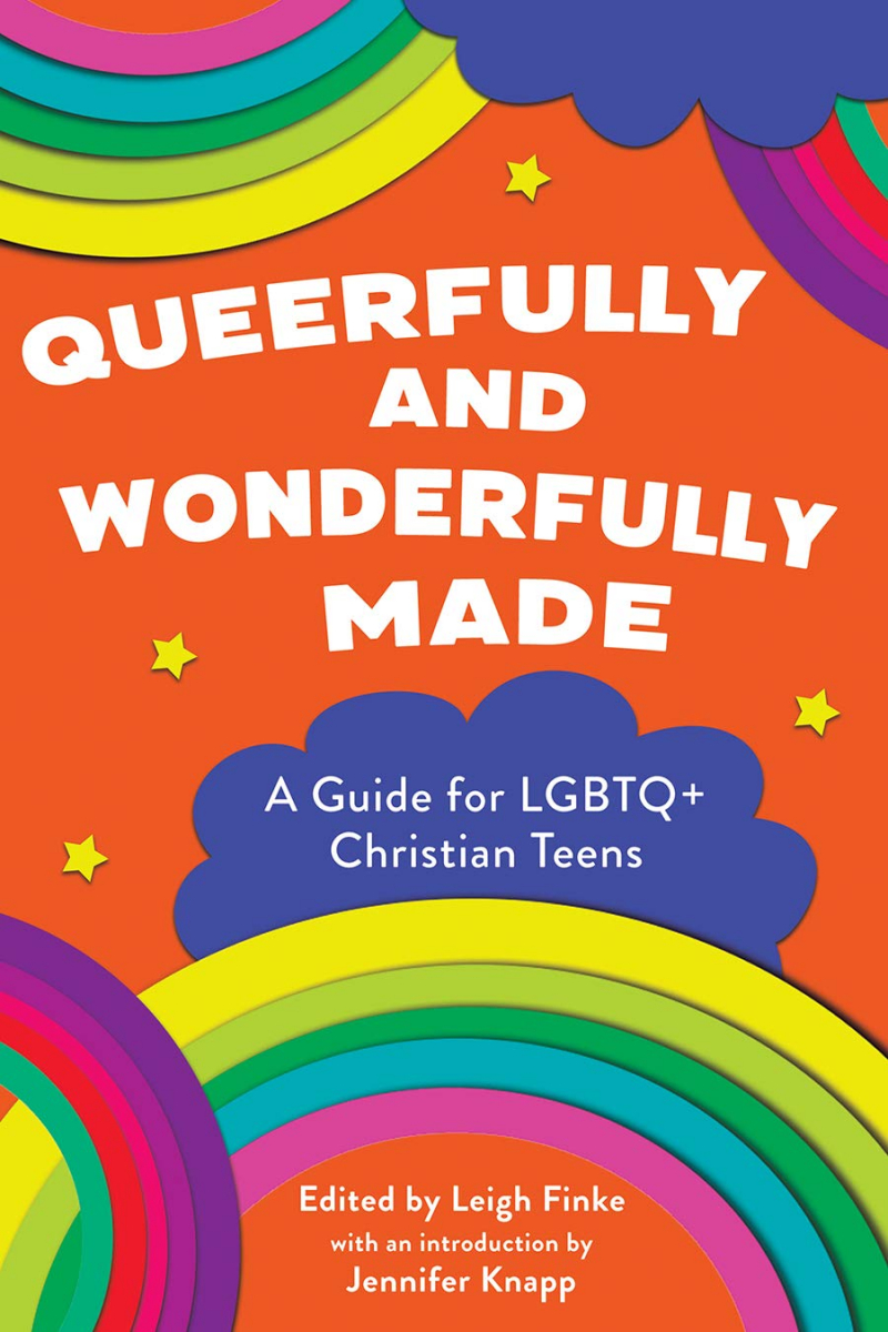 Queerfully and Wonderfully Made:A Guide for LGBTQ+ Christian Teens